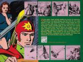 Verso de Flash Gordon (Briggs) -1- Flash Gordon Volume 1 Dailies (1940-1942)