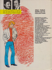 Verso de Ric Hochet -1d1981- Traquenard au Havre