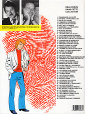 Verso de Ric Hochet -13d1993- Les compagnons du diable