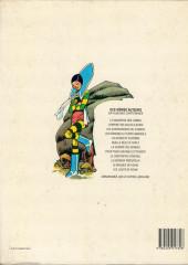 Verso de Le vagabond des Limbes -3b1985- Les charognards du cosmos