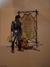 Verso de Blueberry (en portugais) (Uma aventura do Tenente) -2a1991- Tempestade no Oeste