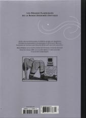 Verso de Les grands Classiques de la Bande Dessinée érotique - La Collection -10291- Anita - Tome 3