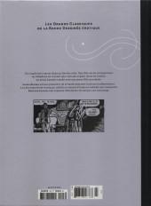 Verso de Les grands Classiques de la Bande Dessinée érotique - La Collection -10397- Sous les étoiles