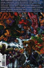Verso de Wildstorm Universe '97 (1996) -2- Wildstorm Universe #2