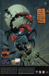Verso de Wildcore (DC comics - 1997) -3- WildCORE #3