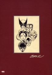 Verso de John Byrne's X-Men Artifact Edition - John Byrne's X-men Artifact Edition