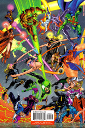 Verso de JLA/Avengers (2003) -2- The barriers between worlds are crumbling