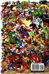 Verso de JLA/Avengers (2003) -3- A dangerous game, a desperate gambit