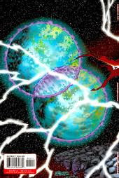 Verso de JLA/Avengers (2003) -4- His name is Krona...