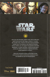 Verso de Star Wars - Légendes - La Collection (Hachette) -11484- Invasion - III. Vérités
