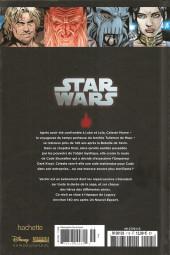 Verso de Star Wars - Légendes - La Collection (Hachette) -115101- Vector - Tome 3