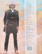Verso de Blueberry -6d1998- L'homme à l'étoile d'argent