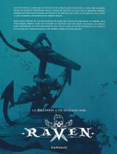Verso de Raven (Lauffray) -1SP- Némésis