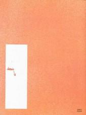 Verso de Les bidochon -1FL- Roman d'amour