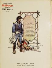 Verso de Blueberry (en portugais) (Uma aventura do Tenente) -2- Tempestade no Oeste