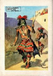 Verso de Sitting Bull, le Napoléon rouge -3- Drame à l'Ouest de Laramie
