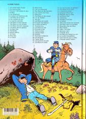 Verso de Les tuniques Bleues -5c2018- Les déserteurs