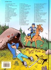 Verso de Les tuniques Bleues -13c2017- Les bleus dans la gadoue