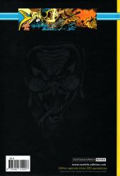 Verso de Steve Ditko - Les archives des années 50 -3- Steve Ditko Contes horrifiques 1954