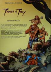 Verso de Trolls de Troy -1a2002- Histoires trolles