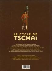 Verso de Le cycle de Tschaï -6- Le Dirdir volume II