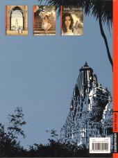 Verso de India dreams -3- À l'ombre des bougainvillées