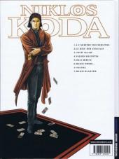 Verso de Niklos Koda -6- Magie Noire
