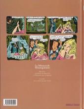 Verso de Le minuscule mousquetaire -2- La Philosophie dans la baignoire
