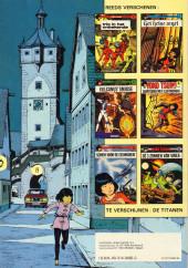 Verso de Yoko Tsuno (en néerlandais) -7- De grens van het leven