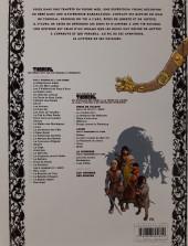 Verso de Thorgal -7e2015- L'Enfant des Étoiles