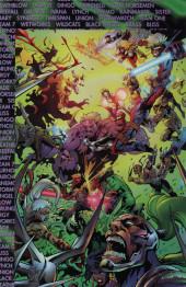 Verso de Wildstorm Universe '97 (1996) -SP1- Sourcebook