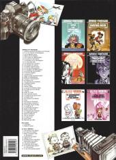Verso de Spirou et Fantasio -17b2003- Spirou et les hommes-bulles