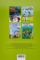 Verso de Les petits hommes -INT05a- Intégrale 1979-1982