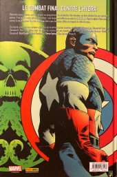 Verso de Captain America (Marvel Deluxe - 2019) -2- Un nouveau monde
