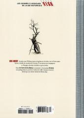 Verso de Les grands Classiques de la BD Historique Vécu - La Collection -14- Les Tours de Bois-Maury - Tome VII : William