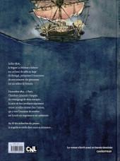 Verso de Les naufragés de la Méduse