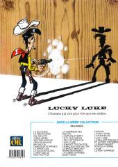Verso de Lucky Luke -38Or- Ma Dalton