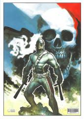 Verso de Le garde républicain -1ES- Tome 1 Édition spéciale Comics Shops