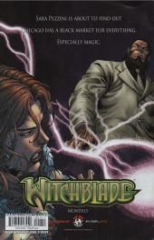Verso de Free Comic Book Day 2013 - Aphodite IX Volune 2 #1