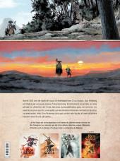 Verso de Le roi Singe -2- Le Voyage en occident