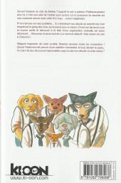 Verso de Beastars -10- Vol. 10