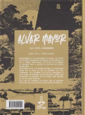 Verso de Alvar Mayor -INT- Alva Mayor - Les cités légendaires