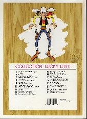 Verso de Lucky Luke -6f1993- Hors-la-loi