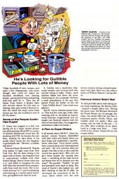 Verso de What the..?! (Marvel comics - 1988) -1- ...When Titans Tussle!