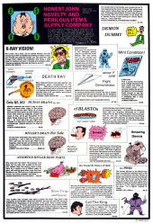 Verso de What the..?! (Marvel comics - 1988) -2- Superbman vs. the Fantastical Four