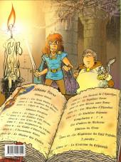Verso de Percevan -16- La magicienne des eaux profondes