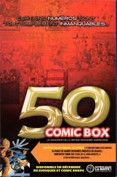 Verso de Spider-Man (Marvel France 2e série - 2000) -94- Retour au noir