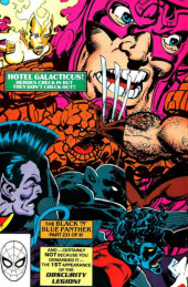 Verso de What the..?! (Marvel comics - 1988) -9- Issue # 9