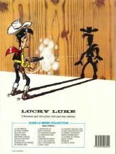 Verso de Lucky Luke -39a85- Chasseur de primes