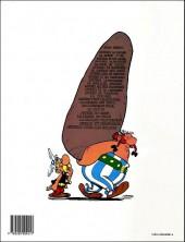 Verso de Astérix -23c1993- Obélix et compagnie